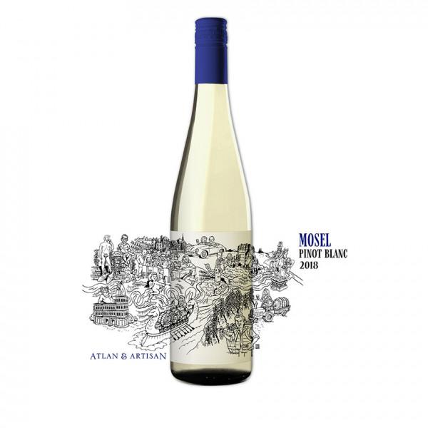 Pinot blanc QubA trocken