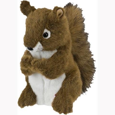 Daphnes Headcover für Driver & Fairway - Squirrel