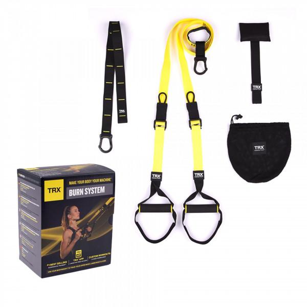 TRX - BURN - Der Allrounder der Schlingentrainer