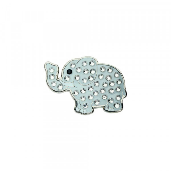 navica CL006-28 Crystal Ballmarker - Elephant