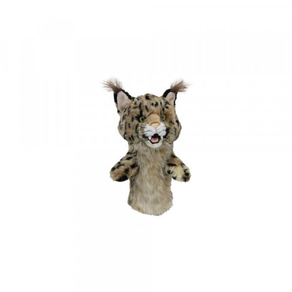 Daphnes Headcover für Driver & Fairway - Bobcat