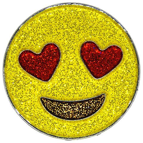 navica CL004-97 Glitzy Ballmarker - Love