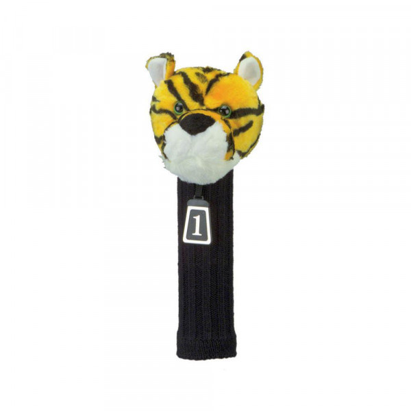 "Big Max Animal Headcover ""Tiger"""