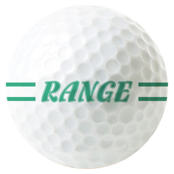Range Servant Driving Range Bälle