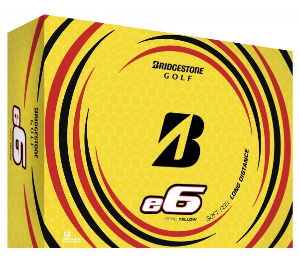 Bridgestone e6 Golfball