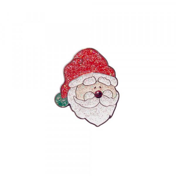 navica CL004-33 Glitzy Ballmarker - Xmas Santa