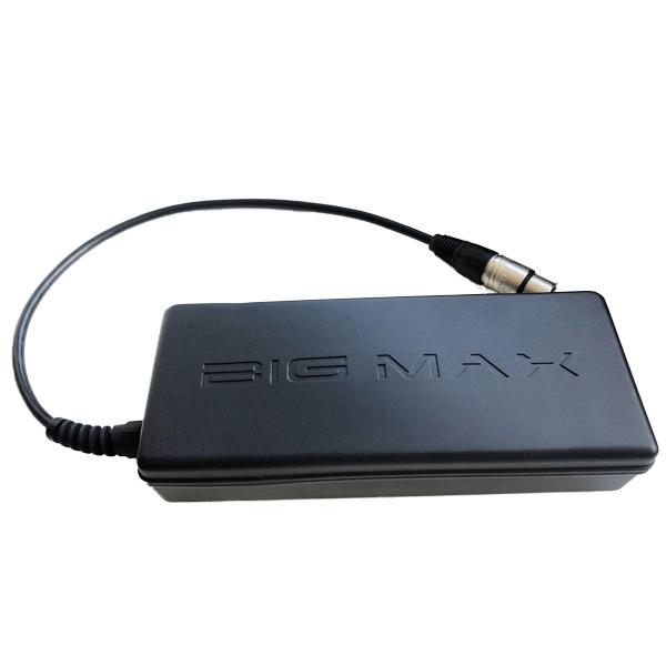 Big Max e-LITE Batterie 36 Loch inkl. Fernbedienung und USB Lader