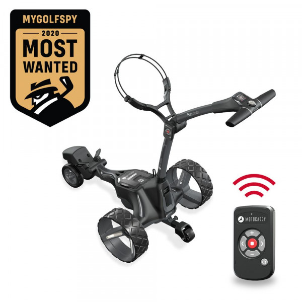 Motocaddy M7 Remote Elektrotrolley