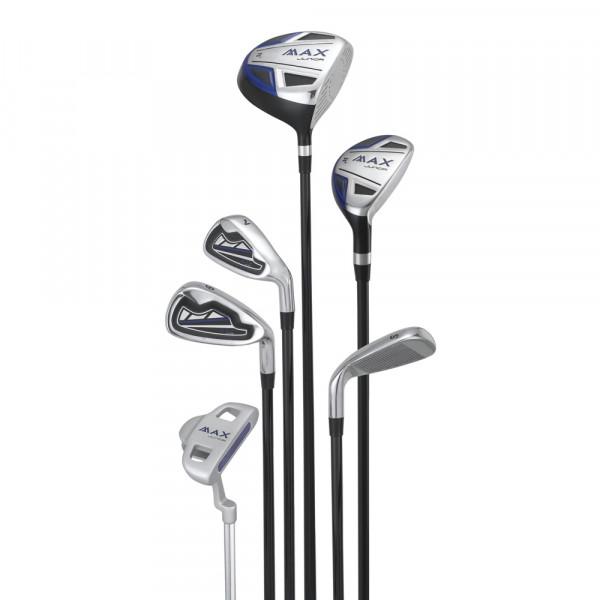 Big Max Junior Golfschläger Eisen 7 (85cm) 8-12 Jahre blau