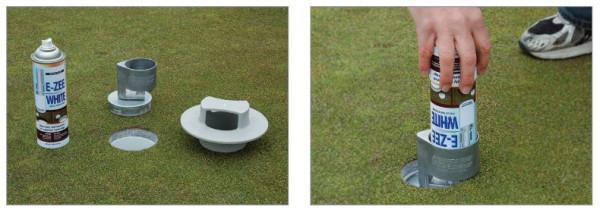 Standard Golf E-ZEE WHITE MARKIERUNGSHILFE