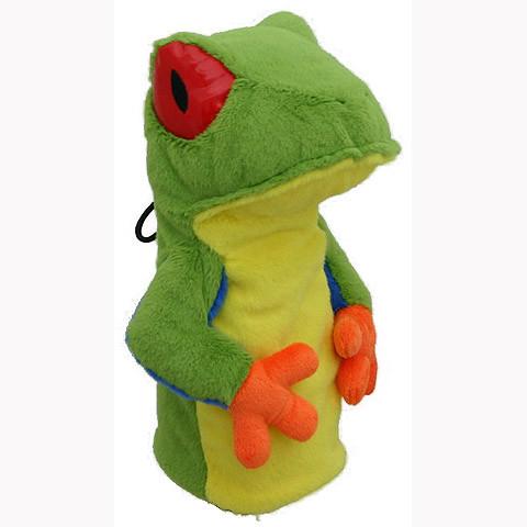 Daphnes Headcovers für Hybride und Rescues - Frog