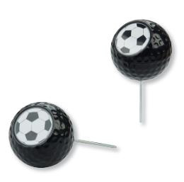 FOOTGOLF DIMPLE TEE MARKER