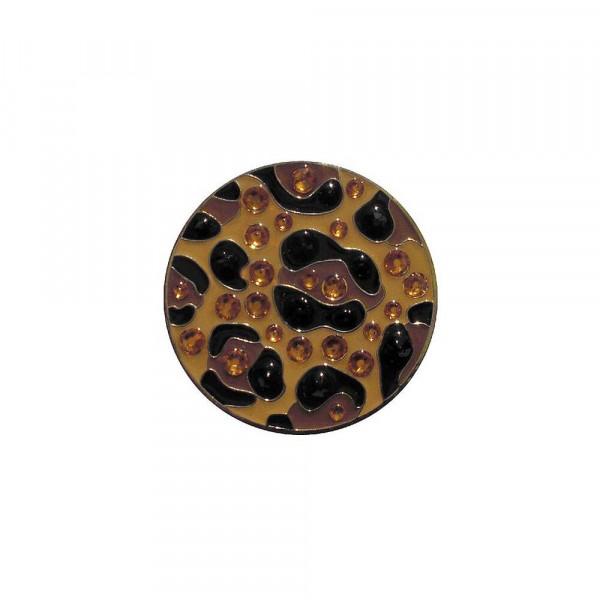 navica CL006-97 Crystal Ballmarker - Leopard