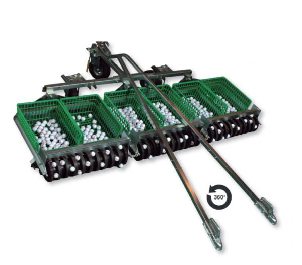 Ballsammler Range Servant MIDI